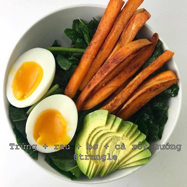 Muốn giảm mỡ tăng cơ lại tràn đầy năng lượng, hãy tham khảo một số thực đơn ăn sáng này - Ảnh 5.