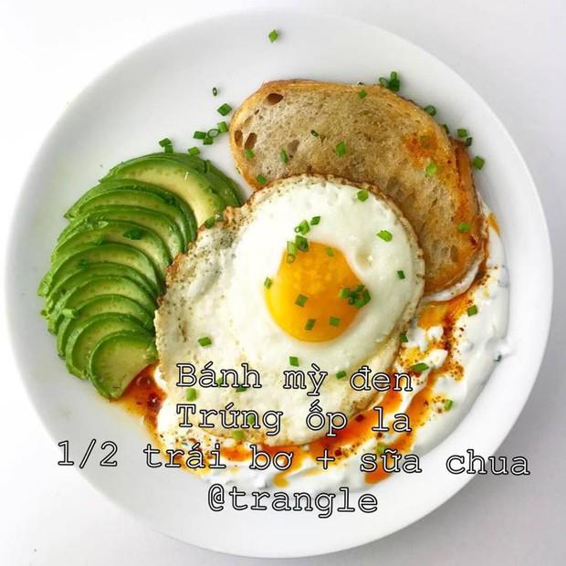 Muốn giảm mỡ tăng cơ lại tràn đầy năng lượng, hãy tham khảo một số thực đơn ăn sáng này - Ảnh 8.