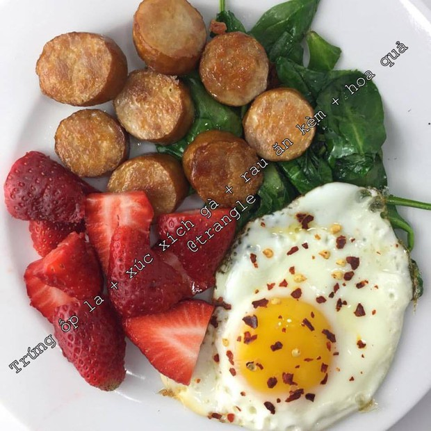 Muốn giảm mỡ tăng cơ lại tràn đầy năng lượng, hãy tham khảo một số thực đơn ăn sáng này - Ảnh 9.