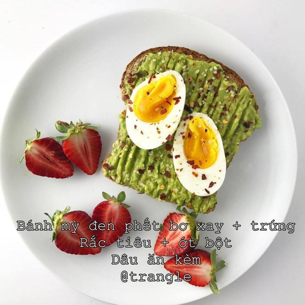 Muốn giảm mỡ tăng cơ lại tràn đầy năng lượng, hãy tham khảo một số thực đơn ăn sáng này - Ảnh 10.