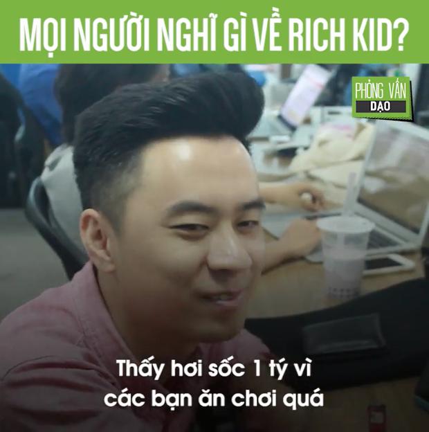 Phỏng vấn dạo: Nếu bạn có nhiều tiền, bạn có cho con mình ăn mặc kiểu rich kids không? - Ảnh 2.