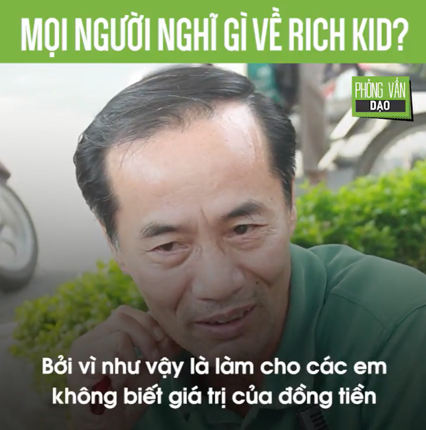 Phỏng vấn dạo: Nếu bạn có nhiều tiền, bạn có cho con mình ăn mặc kiểu rich kids không? - Ảnh 6.