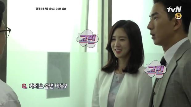 Thư Ký Kim: Đóng cảnh ôm thôi mà Park - Park đã thấy nóng trong người, tình ý gì đây? - Ảnh 10.