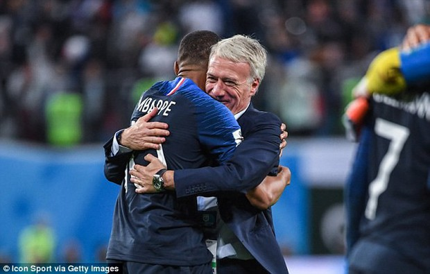 Mơ vô địch World Cup từ năm 6 tuổi và giấc mơ ấy của Mbappe đã sắp thành hiện thực - Ảnh 4.