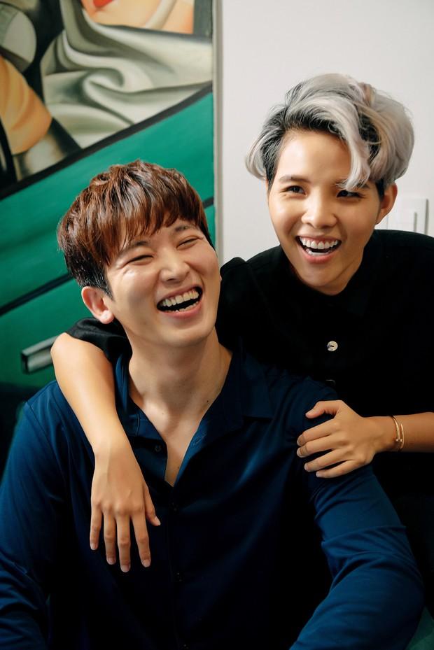 Hiện tượng I can see your voice của Hàn Quốc xin phép dùng ca khúc của Vũ Cát Tường làm sản phẩm trở lại - Ảnh 5.