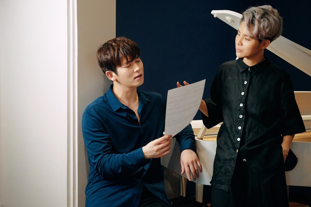 Hiện tượng I can see your voice của Hàn Quốc xin phép dùng ca khúc của Vũ Cát Tường làm sản phẩm trở lại - Ảnh 2.