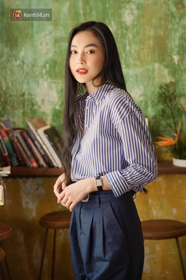 Helly Tống ở tuổi 23: Tình yêu là sự riêng tư cuối cùng mà tôi giữ cho riêng mình. - Ảnh 6.