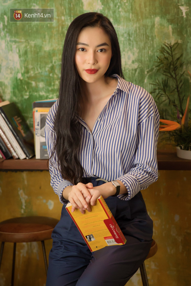 Helly Tống ở tuổi 23: Tình yêu là sự riêng tư cuối cùng mà tôi giữ cho riêng mình. - Ảnh 7.