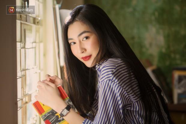 Helly Tống ở tuổi 23: Tình yêu là sự riêng tư cuối cùng mà tôi giữ cho riêng mình. - Ảnh 16.