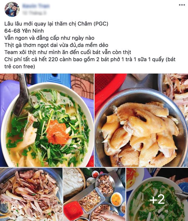 Hàng phở gà được đồn thổi là đắt bậc nhất Hà Nội: 60k/bát vẫn cực đông khách - Ảnh 2.