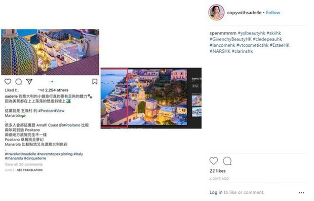 Đam mê sống ảo Instagram, hotgirl đình đám Hongkong bị bóc phốt dùng ảnh mạng mà nhận là ảnh mình - Ảnh 7.