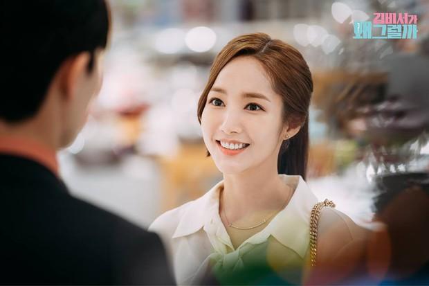 Thư Ký Kim: Đóng cảnh ôm thôi mà Park - Park đã thấy nóng trong người, tình ý gì đây? - Ảnh 17.