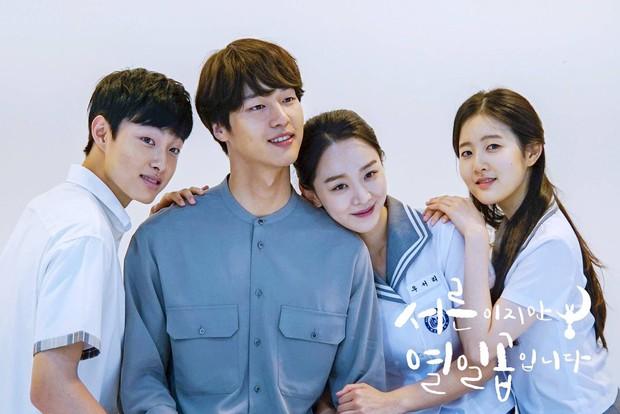 12 phim Hàn lên sóng tháng 7 (Phần cuối): Bữa tiệc đa sắc màu trên truyền hình - Ảnh 8.