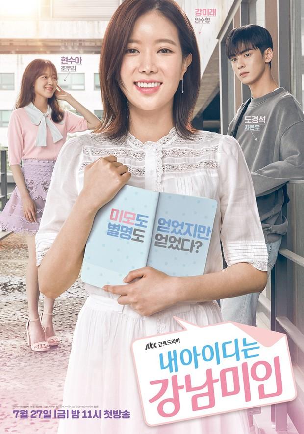 12 phim Hàn lên sóng tháng 7 (Phần cuối): Bữa tiệc đa sắc màu trên truyền hình - Ảnh 25.