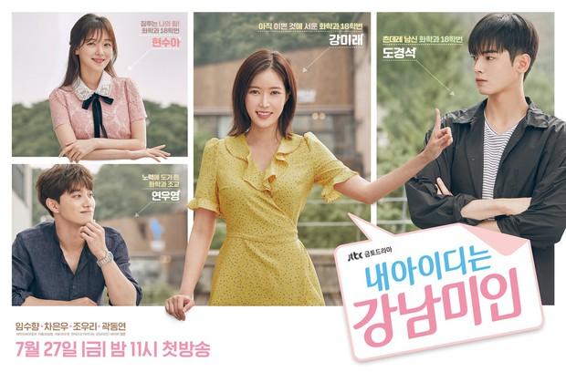 12 phim Hàn lên sóng tháng 7 (Phần cuối): Bữa tiệc đa sắc màu trên truyền hình - Ảnh 26.