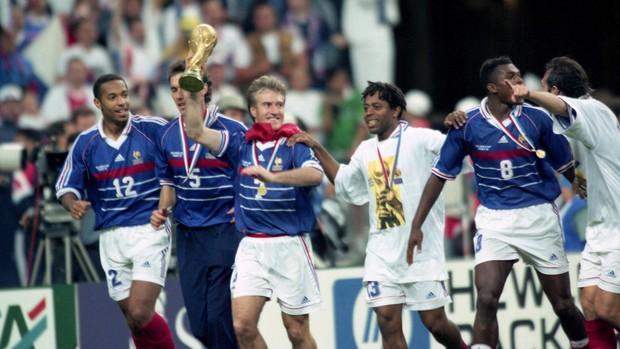 Pháp vô địch World Cup 2018, HLV Deschamps lập nên kỳ tích 1