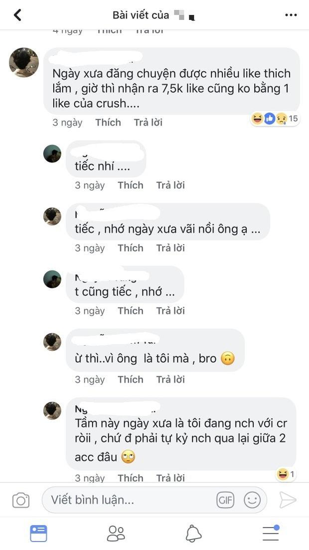 Chuyện thanh niên lần đầu có crush: Ôm điện thoại chat suốt ngày đêm xa lánh bạn bè, lập 2 nick Facebook để tự trút bầu tâm sự - Ảnh 3.