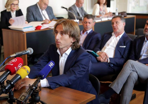 Luka Modric: Ký ức chiến tranh, án tù trước mặt và trận chung kết World Cup của cuộc đời - Ảnh 4.