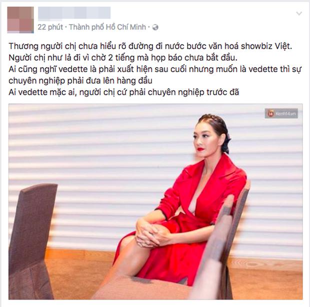 Không chỉ Huỳnh Anh vắng mặt khiến cả trăm người phải chờ đợi, nhiều sao Việt còn gây bức xúc vì làm việc thiếu chuyên nghiệp - Ảnh 11.