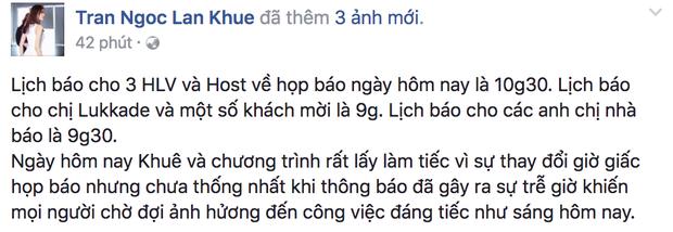Không chỉ Huỳnh Anh vắng mặt khiến cả trăm người phải chờ đợi, nhiều sao Việt còn gây bức xúc vì làm việc thiếu chuyên nghiệp - Ảnh 12.