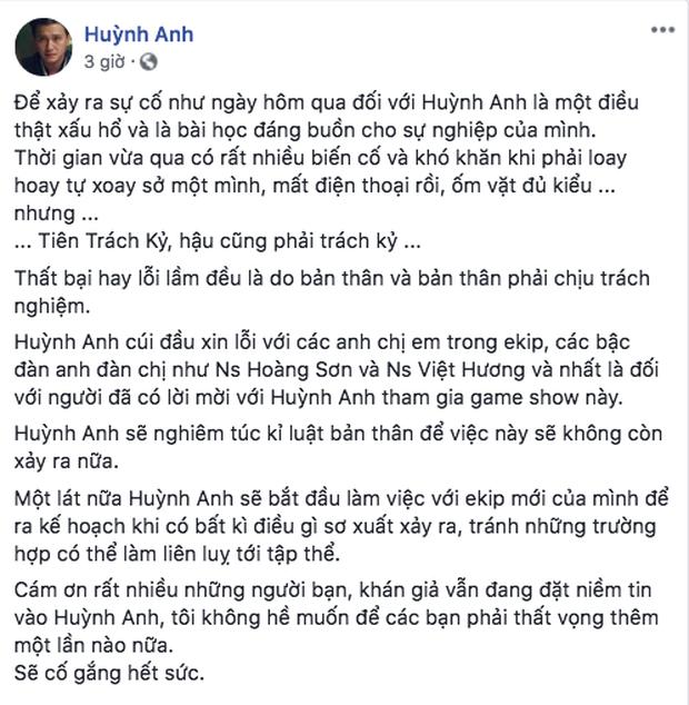 Không chỉ Huỳnh Anh vắng mặt khiến cả trăm người phải chờ đợi, nhiều sao Việt còn gây bức xúc vì làm việc thiếu chuyên nghiệp - Ảnh 2.
