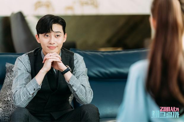 Toát hết mồ hôi với loạt cảnh hôn thiêu đốt màn ảnh của thánh hôn Park Seo Joon - Ảnh 1.