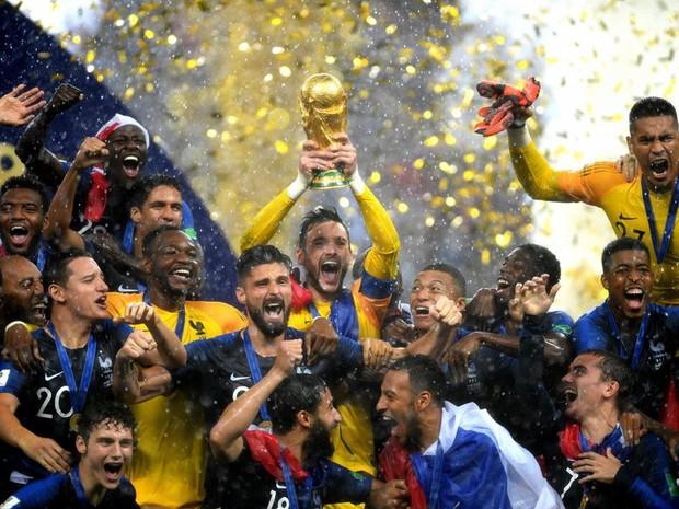 Thắng thuyết phục Croatia, Pháp lần thứ hai trong lịch sử vô địch World Cup - Ảnh 6.