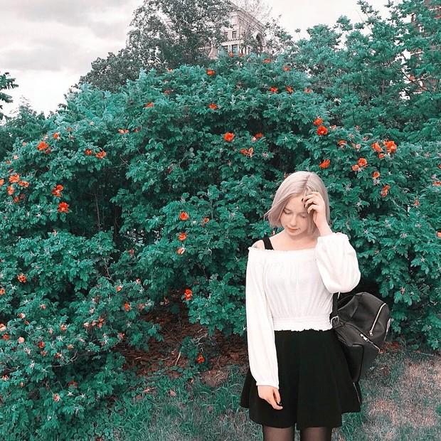 Đẹp trong trẻo và cực kì dịu dàng, cô gái Nga này chắc chắn là nàng thơ của mọi chàng trai - Ảnh 8.