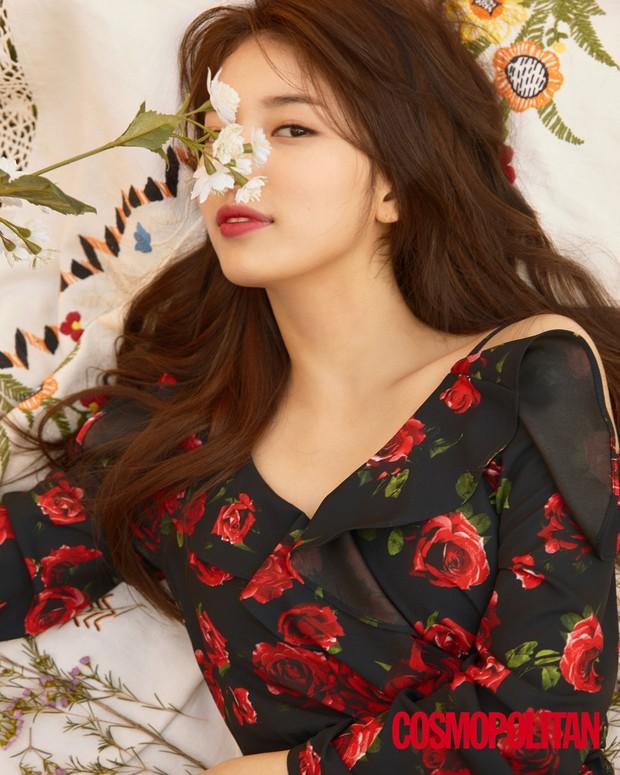 Dispatch phát hiện điểm chung không lạ nhưng ít ai để ý của 2 nữ idol đẳng cấp nữ thần hot nhất xứ Hàn Suzy và Irene - Ảnh 2.