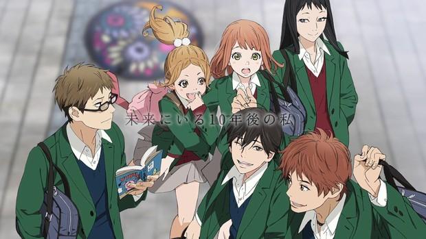 5 câu chuyện vượt thời gian độc đáo nhất thế giới anime Nhật Bản - Ảnh 4.