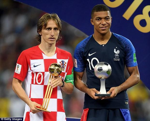 Mbappe tiếp bước huyền thoại Pele, viết lịch sử ở chung kết World Cup - Ảnh 1.