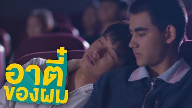 Vì Em Là Chàng Trai Của Tôi - Phim đam mỹ Thái rắc thính cực mạnh của cặp mỹ nam 10X - Ảnh 4.