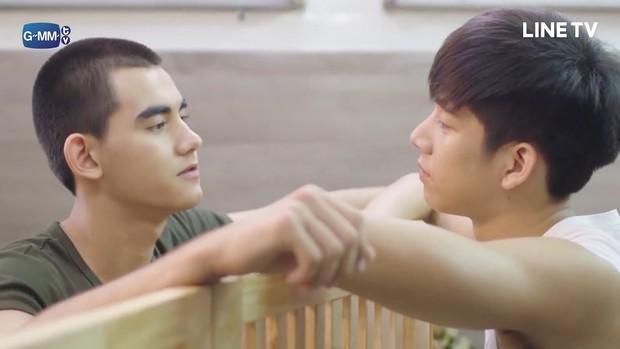 Vì Em Là Chàng Trai Của Tôi - Phim đam mỹ Thái rắc thính cực mạnh của cặp mỹ nam 10X - Ảnh 6.