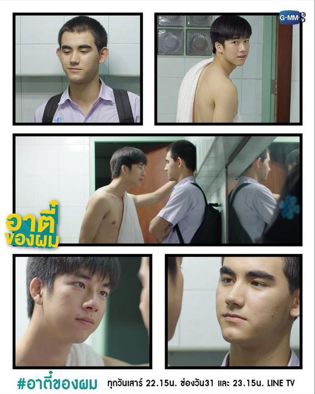 Vì Em Là Chàng Trai Của Tôi - Phim đam mỹ Thái rắc thính cực mạnh của cặp mỹ nam 10X - Ảnh 7.