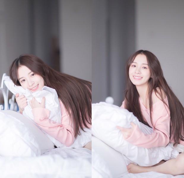 Thánh nữ giới streamer Trung Quốc: Sở hữu vẻ đẹp mong manh và giọng hát cực hay hút 4 triệu fan - Ảnh 10.