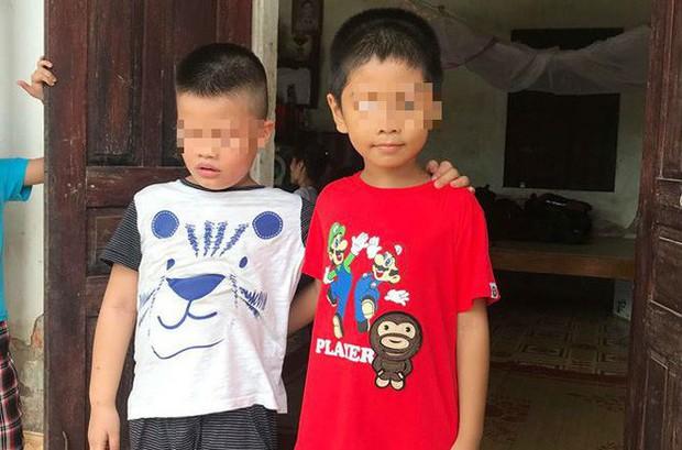 [Ảnh] Con trẻ liên tục rơi nước mắt, đòi xuống Hà Nội cùng mẹ vụ bệnh viện trao nhầm con - Ảnh 4.