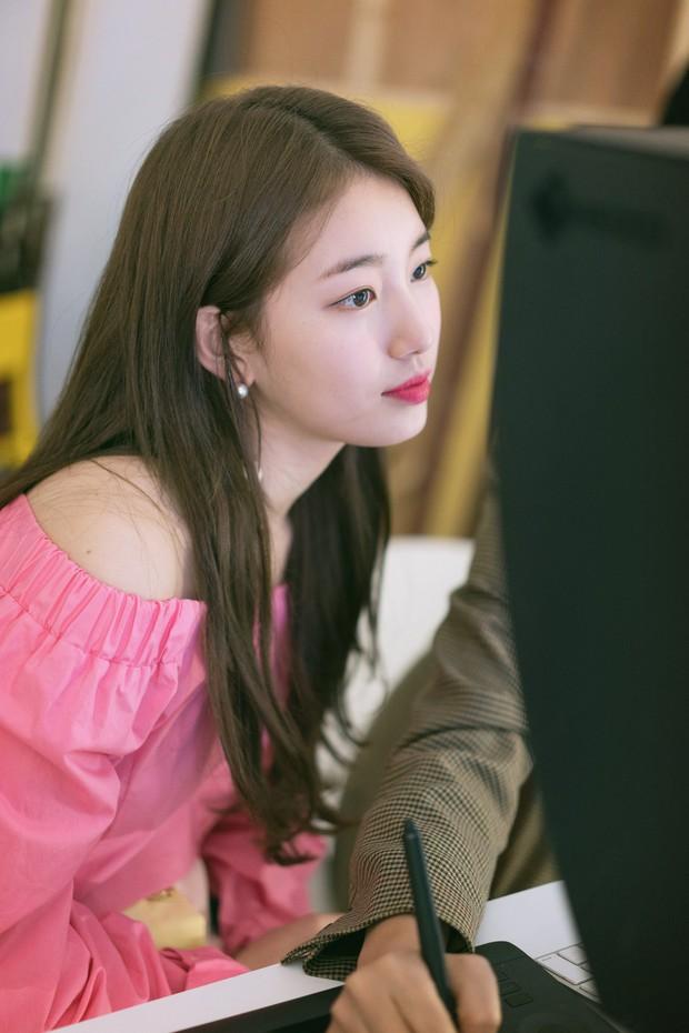 Dispatch phát hiện điểm chung không lạ nhưng ít ai để ý của 2 nữ idol đẳng cấp nữ thần hot nhất xứ Hàn Suzy và Irene - Ảnh 5.