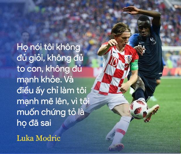 Luka Modric: Khiêu vũ giữa bầy sói trên lằn ranh chiến tranh sân cỏ và đời thực - Ảnh 6.