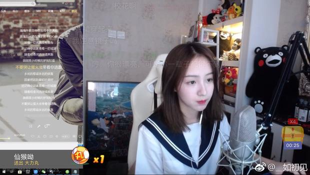 Thánh nữ giới streamer Trung Quốc: Sở hữu vẻ đẹp mong manh và giọng hát cực hay hút 4 triệu fan - Ảnh 8.