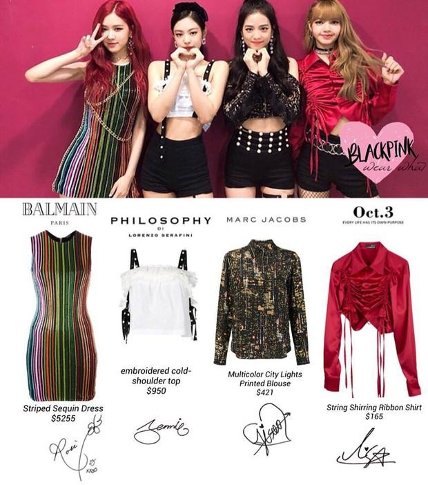 Hết ganh tị với Jennie, fan Black Pink lại tố stylist bất công khi không chịu đổi trang phục, kiểu tóc cho Rosé - Ảnh 10.