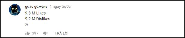 Fake Love Linh Ka gần 200.000 lượt ghét còn lâu mới bằng ông hoàng Dislike suốt 8 năm qua trên YouTube này! - Ảnh 5.