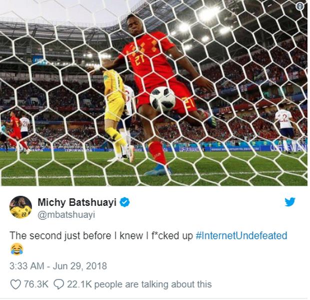 Những khoảnh khắc đáng nhớ nhất tại World Cup 2018 cả trong sân cỏ lẫn trên khán đài - Ảnh 14.