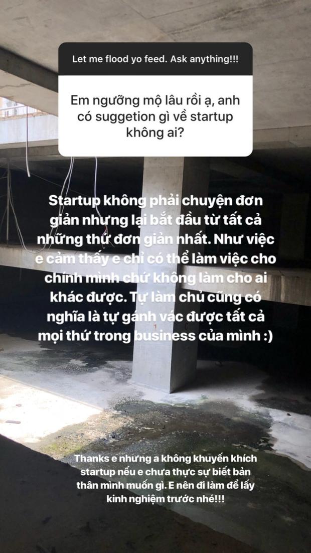 Ngày xưa có anh Chánh Văn, còn giờ có một tập đoàn tư vấn tình cảm, công việc, cuộc sống... trên Insta story - Ảnh 23.
