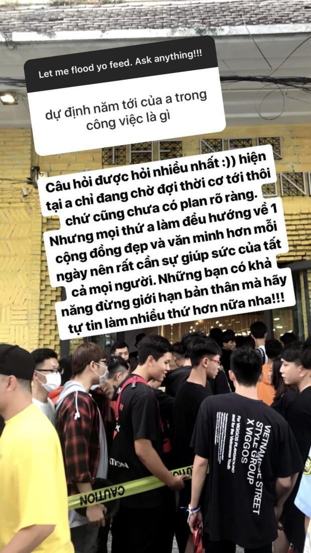 Ngày xưa có anh Chánh Văn, còn giờ có một tập đoàn tư vấn tình cảm, công việc, cuộc sống... trên Insta story - Ảnh 24.