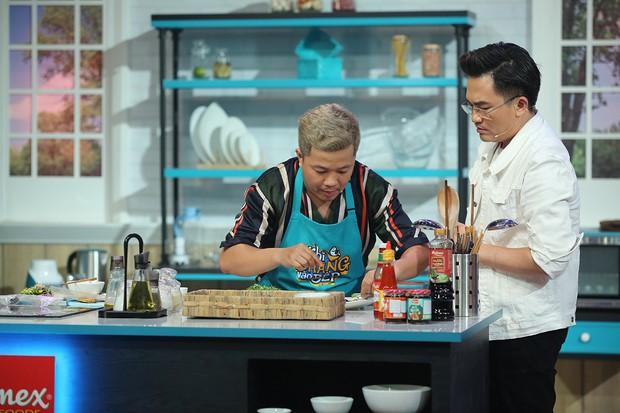 Cặp đôi BB Trần - Kim Nhã tái xuất, cãi nhau ầm ĩ trong show nấu ăn - Ảnh 5.