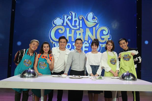 Cặp đôi BB Trần - Kim Nhã tái xuất, cãi nhau ầm ĩ trong show nấu ăn - Ảnh 1.