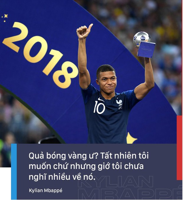 Năm 2018, trên vũ đài World Cup, Mbappe chính thức bước ra ánh sáng - Ảnh 14.
