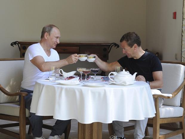 Ảnh: Bật mí về cuộc sống thường ngày của Tổng thống Nga Putin - Ảnh 1.