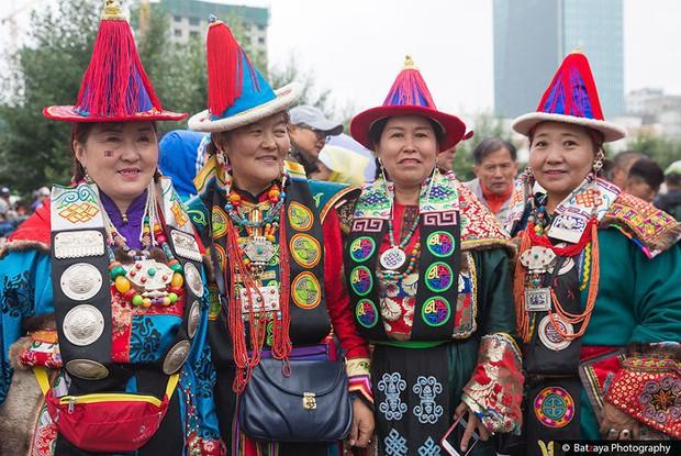 Chùm ảnh tuyệt đẹp về lễ hội Naadam đầy màu sắc của người dân Mông Cổ - Ảnh 6.