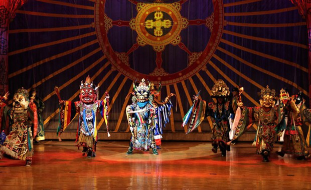 Chùm ảnh tuyệt đẹp về lễ hội Naadam đầy màu sắc của người dân Mông Cổ - Ảnh 9.